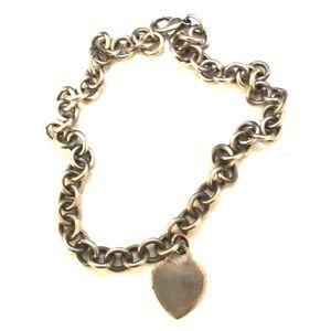 Tiffany & Co. Heart tag necklace